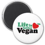 Life Is Better Vegan