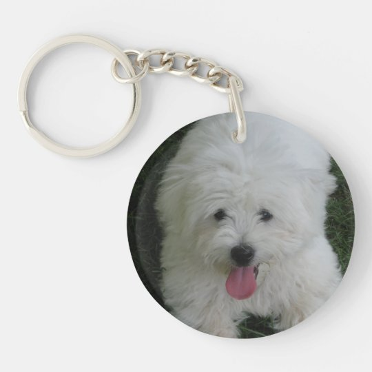 Life is Better with a Coton Keychain