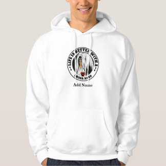 Life Is Better With A Lhasa Apso Personalized Hoodie