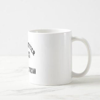 Life Is Better With A Master Electrician Basic White Mug