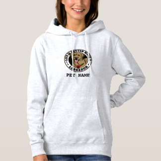 Life Is Better With A Tan Labrador Personalized Hoodie