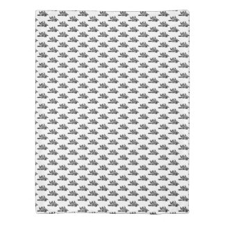 Life is better with cats | Fun Typography Duvet Cover