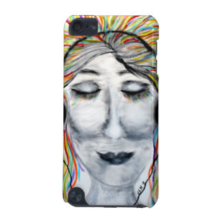 Life Is Better With Music Art iPod Touch 5G Case