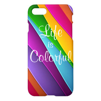 Life is Colorful iPhone 8/7 Case