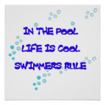 Life Is Cool Poster
