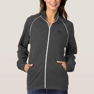 Life is for Elephants Women's Zipfull Jacket