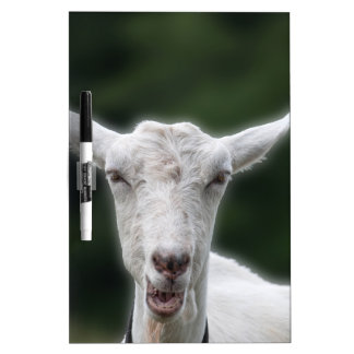 life is goat Dry-Erase boards
