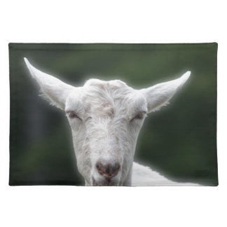 life is goat placemat