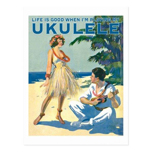Life Is Good #2 Postcard
