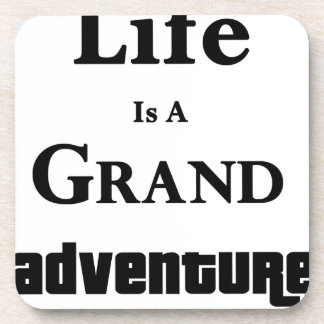 Life Is Grand Adventure Coaster