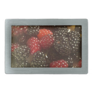Life is just a bowl of berries rectangular belt buckle