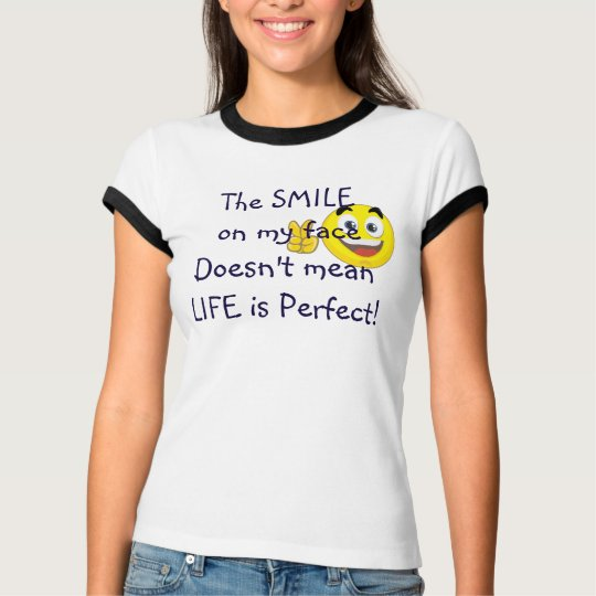 Life is Perfect Shirt