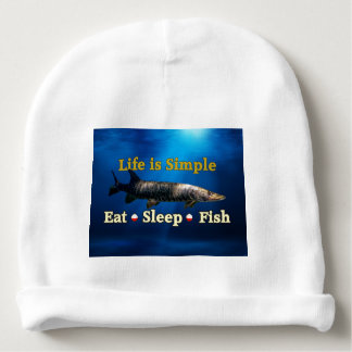 Life is Simple... Baby Beanie