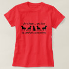 Life is Simple, Eat, Sleep Great Dane, Dog Pet T-Shirt