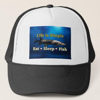 Life is Simple... Trucker Hat
