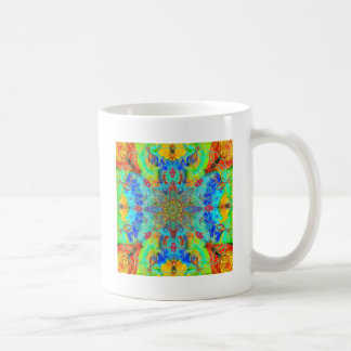 life is stronger… by Sandrine Kespi Coffee Mug