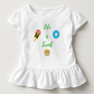 Life is Sweet - Kid's Clothing Toddler T-shirt