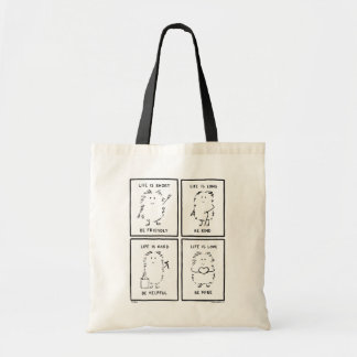 Life Is ... Tote Bag