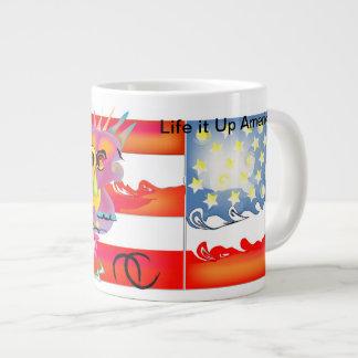 Life it Up America™ Large Coffee Mug