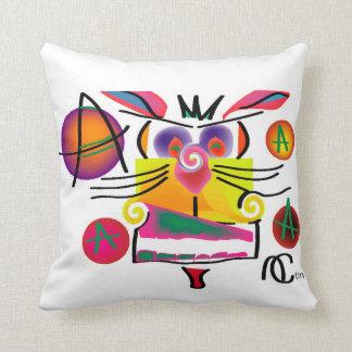 Life it Up ™ Life's Crazy art pillow