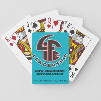 Life Leadership Playing Cards
