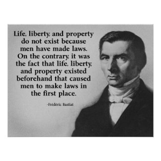 Life, Liberty, and Property Poster