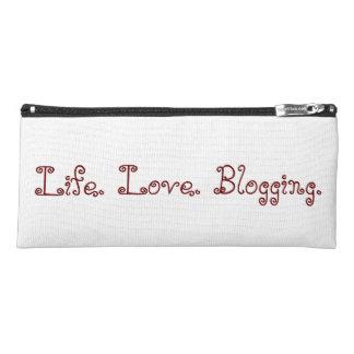 Life. Love. Blogging. Pencil Case