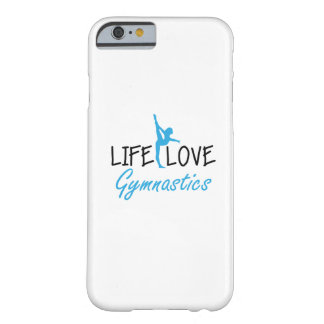 Life Love Gymnastics Gymnastic Gymnast Cute Gift Barely There iPhone 6 Case