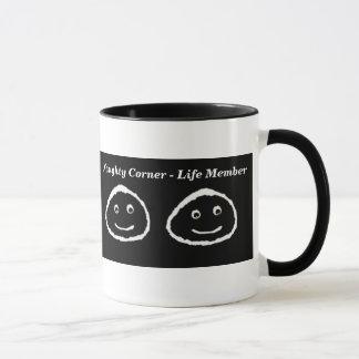 Life Member, Naughty Corner- Mug