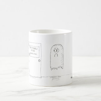 Life Model - Cartoon Mug