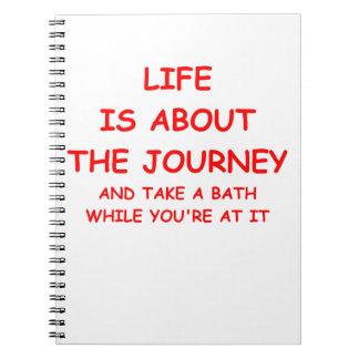 life notebooks
