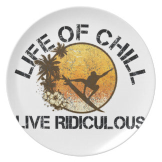 life of chill plate