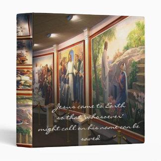 Life of Jesus binder