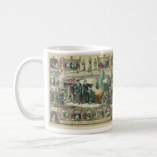 Life of Martin Luther & Heroes of the Reformation Mugs