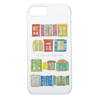 Life of the city window talks iPhone 7 case