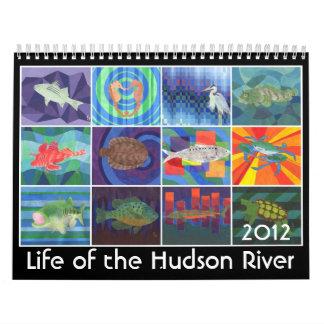 Life of the Hudson River Calendars