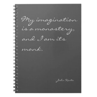 Life of the mind journal notebook