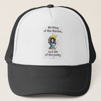 Life Of The Potty Trucker Hat