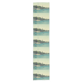 Life on Crystal River Short Table Runner
