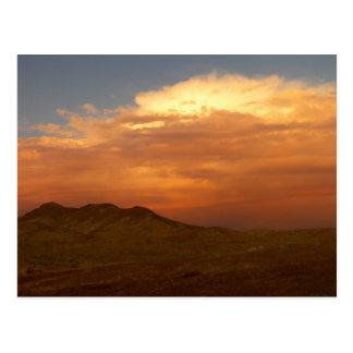 Life On Mars... Postcard
