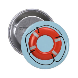 LIFE PRESERVER 2 INCH ROUND BUTTON