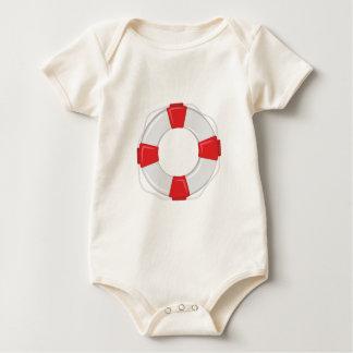 Life Preserver Baby Bodysuit