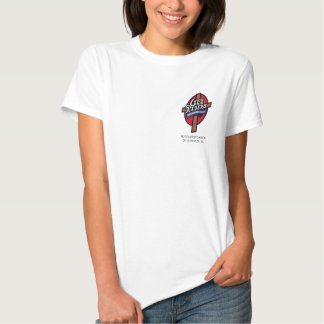 Life Riders cross logo2 Tshirt