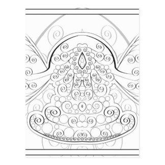 Life´s Pattern nr13 Postcard