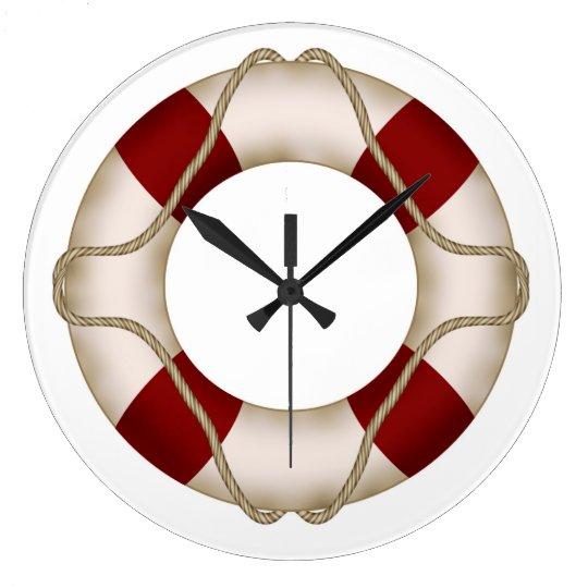 Life Saver Clock