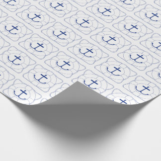 Life Saver Wrapping Paper (Dark Print)