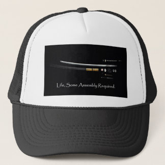 Life Some Assembly Required Trucker Hat