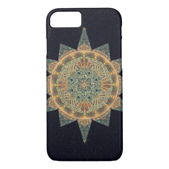Life Star Mandala iPhone Case