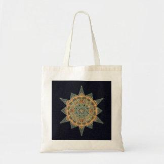 Life Star Mandala Tote