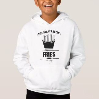 Life Starts After FRIES